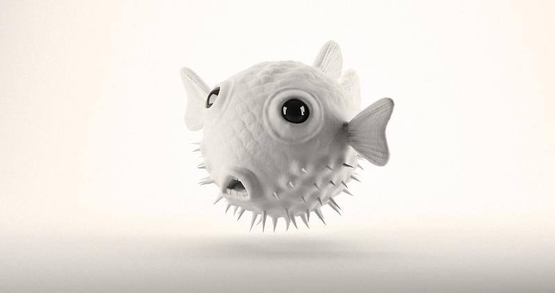 blowfishClay
